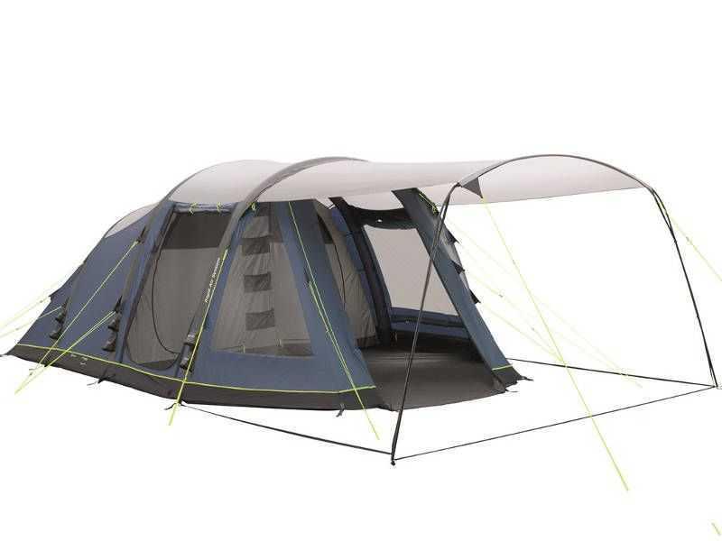 Urlaub in einem Zelt bedeutet Freiheit