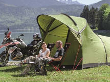 3 - 4 Personen-Zelte