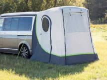 Heckzelte für Minicamper, Busse und Vans