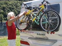 Fahrradträger Heck