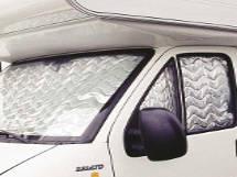 Fahrzeugisolierung und -schutz
