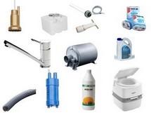 Wasser- und Sanitärartikel