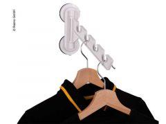 Camp4 Kleiderbügelstange mit Saugnapf