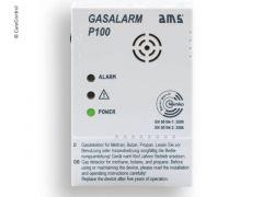 AMS Gasalarm P100 12V DC Standardgerät