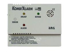 AMS Gas-Kombi Alarmgerät Compact 12V