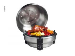 SAfire Kohle Barbecue-Grill & Roaster