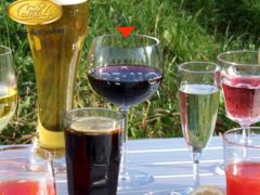 Camp4 Provence - Rotweinglas