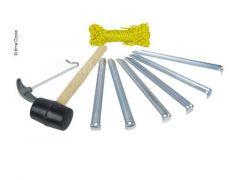 Zelt-Accessoires Set