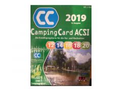 CampingCard ACSI DE 2019