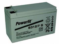 Bleiakku AGM Powerfit S312/7S
