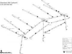 Isabella CarbonX  G-Stange -  Gr. 21-22