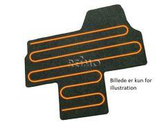Heizbare Fußmatte VWT5 Beifahrerseite 12V34W