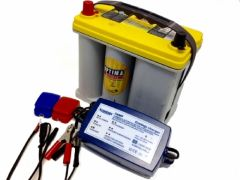 Komplettes Batterieset