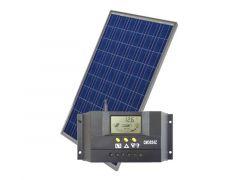 Kronings Solarpanel 100 Watt