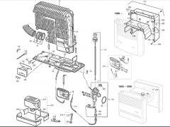 Ersatzteile S 3002 30mbar (05/1996-05/1999)