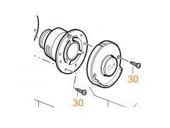 Truma Blechschraube ISO 7049 ST3,5x9,5-A2K-C-Z