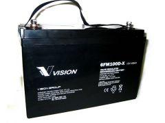 Vision Bleiakku 6FM100D