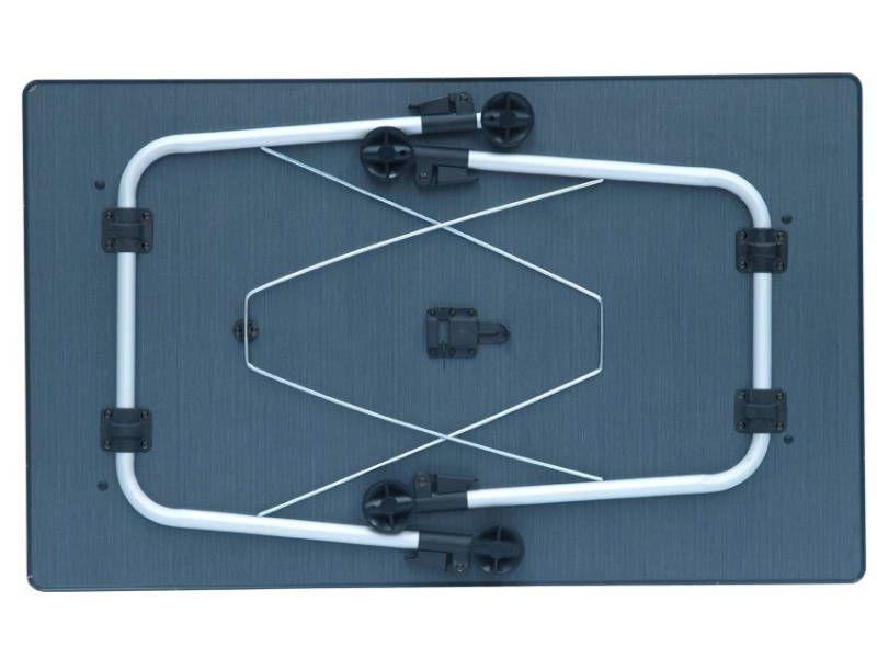 campingtisch anthrazit 80x60 cm kaufen sie ihre. Black Bedroom Furniture Sets. Home Design Ideas