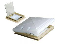 Dachhaube 40x40 cm - Dachstärke 24-56 mm