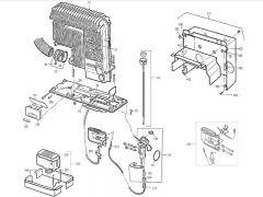 Ersatzteile S 3002 50mbar (08/2004-06/2006)