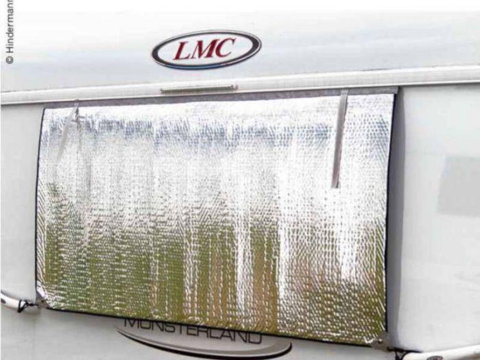 Thermomatte für Wohnwagenfenster