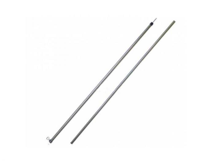 Teleskopierbarer Aufstellstab Stahl 16/19mm, 90-200cm