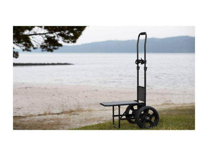 praktischer trolley f r den transport von gep ck gasflaschen campingm beln u. Black Bedroom Furniture Sets. Home Design Ideas