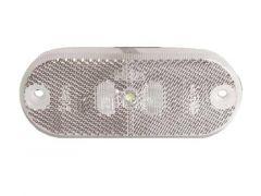 Jokon 12V LED Begrenzungsleuchte IP67 Flachsteckzunge