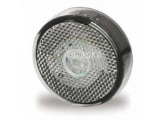 Jokon 12V LED Begrenzungsleuchte integrierter Rückstrahler
