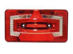Jokon LED Multifunktionsleuchte 9-32V mit Dreieckrückstrahler