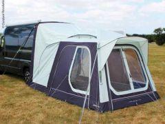 Movelite 1 - Air-Busheckzelt mit neuer Ausstattung