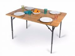 Kampa Bamboo Table Extra Large