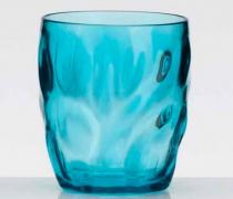 Flamefield Glässer Ice Short Tumbler Aqua