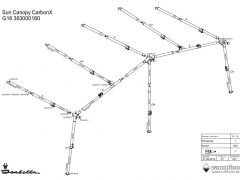 Isabella CarbonX AX-Stange SunShine