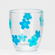 Daisy Wasserglässer, blau