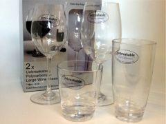 Flamefield Trinkglas - klein, 29 cl
