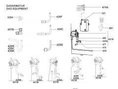 Dometic Relais 30A Dometic Kühlschrank