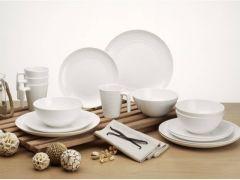 Seramika Vanilla Dinner set