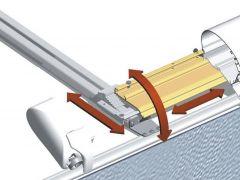 Thule Markisen-Montagesystem Set 3 - ebenes Dach