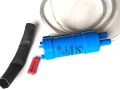 Toilettenpumpe 8 liter inkl. Kabelschutz