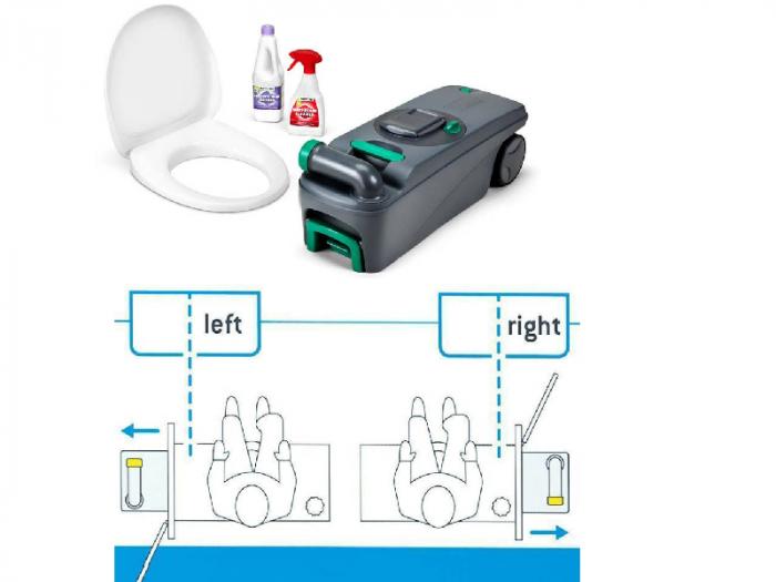 Thetford Toiletten-Aufbereitungsset