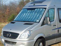 3 -teilige Thermomatten Isoflex für Mercedes Sprinter u.a.