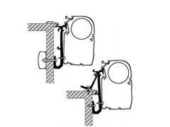 Thule Adapter Caravan