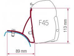 Fiamma Adapter Trafic/Vivaro bis Bj. 2015