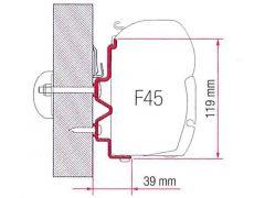 Fiamma Adapter Rapido Serie 9dF-9M-10 ab 2011