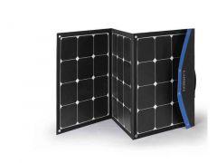 Faltbares Solarpanel mit 120 W und Laderegler
