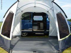 Tour Action 6 - Busvorzelt mit Zeltboden