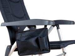 Isabella Seitentasche für Stuhl - blue