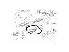 Gasbrenner für RF60 Kühlschrank