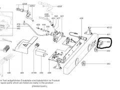 Dometic Anzeige (FC&AL) Gas